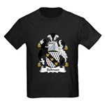 Selman Family Crest Kids Dark T-Shirt