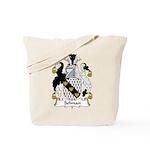 Selman Family Crest Tote Bag