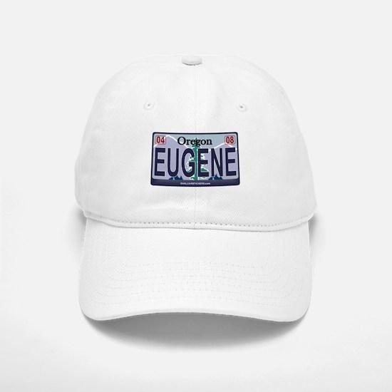 Oregon Plate - EUGENE Baseball Baseball Cap