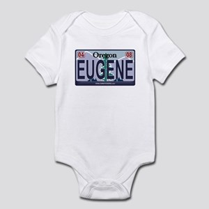 Oregon Plate - EUGENE Infant Bodysuit