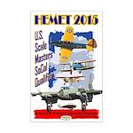 Hemet 2015 Souvenir Mini Poster Print