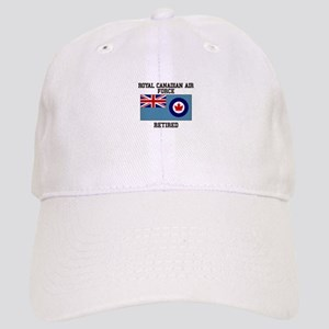 Royal Canadian Air Force Retired Baseball Cap