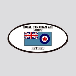 Royal Canadian Air Force Retired Patch