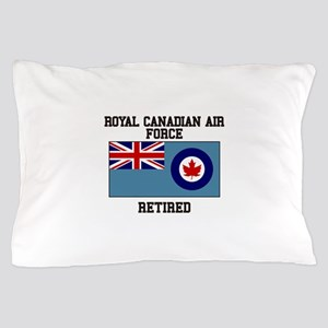Royal Canadian Air Force Retired Pillow Case