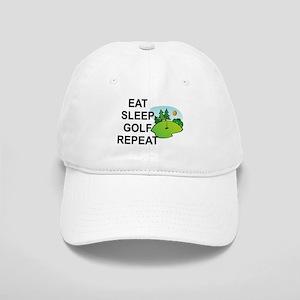 EAT SLEEP GOLF REPEAT Cap