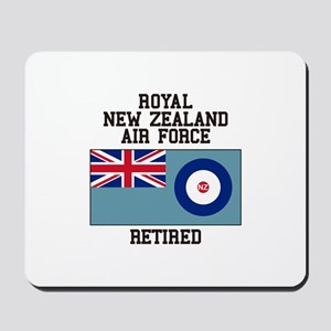 Royal New Zealand Air Force Retired Mousepad