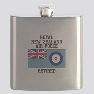 Royal New Zealand Air Force Retired Flask