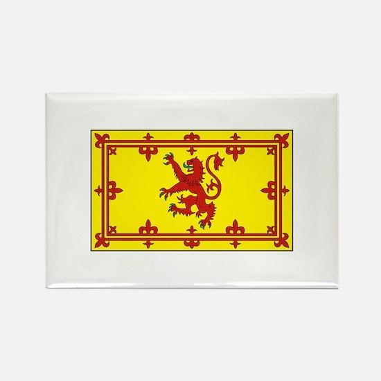 Royal Standard of Scotland Flag Magnets
