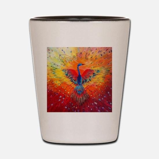 Phoenix 1 Shot Glass