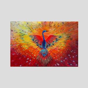 Phoenix 1 Rectangle Magnet