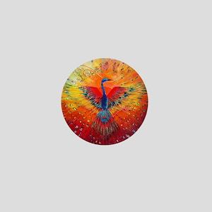 Phoenix 1 Mini Button