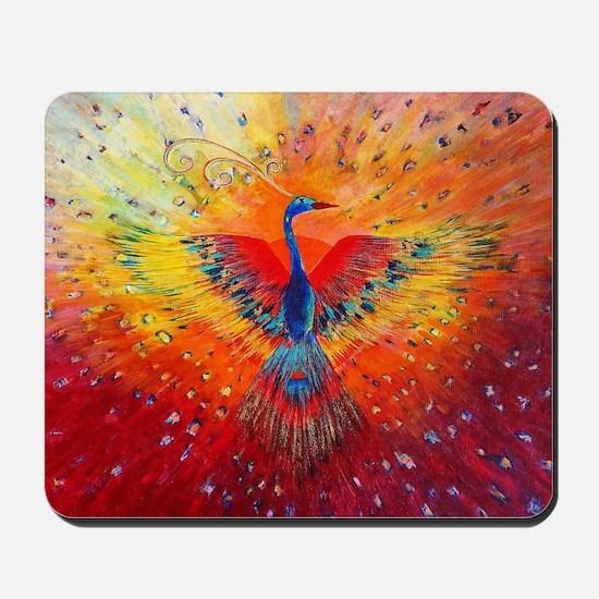 Phoenix 1 Mousepad