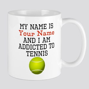 Tennis Addict Mugs