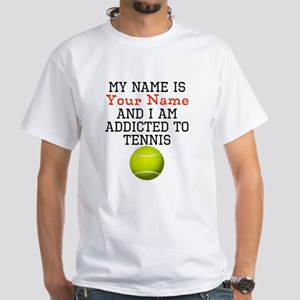 Tennis Addict T-Shirt
