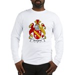 Seargent Family Crest Long Sleeve T-Shirt