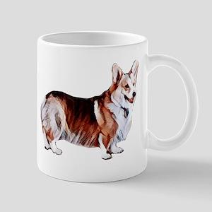 Tricolor Pembroke Welsh Crogi Mugs