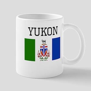 Yukon Flag Mugs
