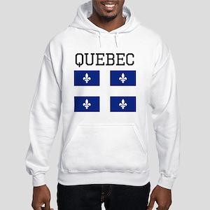 Quebec Flag Hoodie