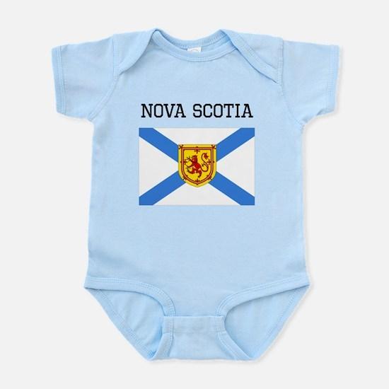 Nova Scotia Flag Body Suit