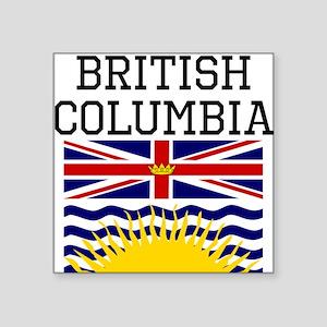 British Columbia Flag Sticker