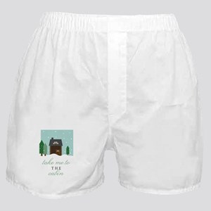 To The Cabin Boxer Shorts