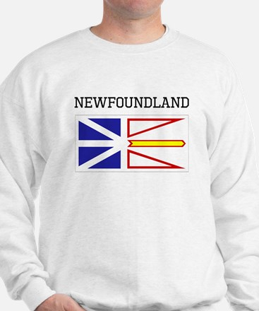 Newfoundland Flag Jumper