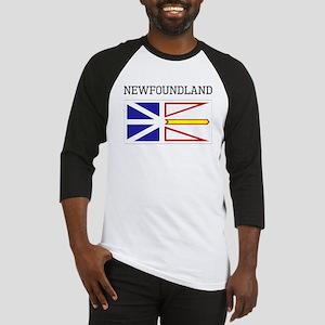 Newfoundland Flag Baseball Jersey