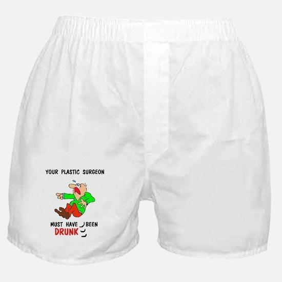 PLASTIC SURGEON Boxer Shorts