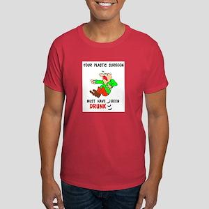 PLASTIC SURGEON Dark T-Shirt