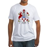 Scobell Family Crest Fitted T-Shirt
