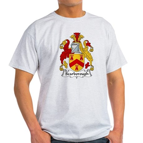 Scarborough Family Crest Light T-Shirt