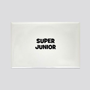 Super Junior Rectangle Magnet