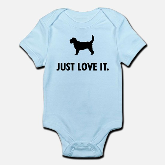 Grand Basset GV Infant Bodysuit