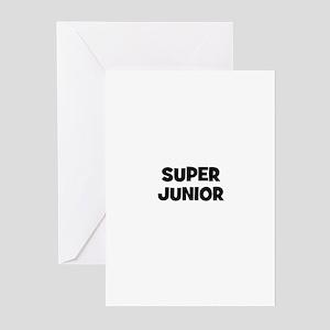 Super junior greeting cards cafepress super junior greeting cards pk of 10 m4hsunfo