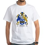 Sawyer Family Crest White T-Shirt