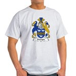 Sawyer Family Crest Light T-Shirt