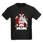 Sare Family Crest Kids Dark T-Shirt