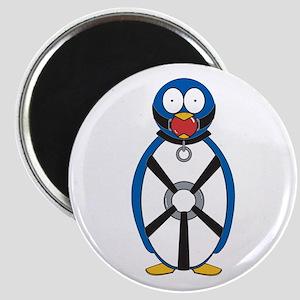 Naughty Penguin Magnet