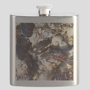 Sea Shells Flask
