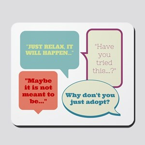 Advice Mousepad