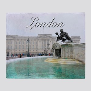LONDON GIFT STORE Throw Blanket
