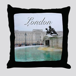 LONDON GIFT STORE Throw Pillow
