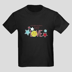 Softball My Game T-Shirt