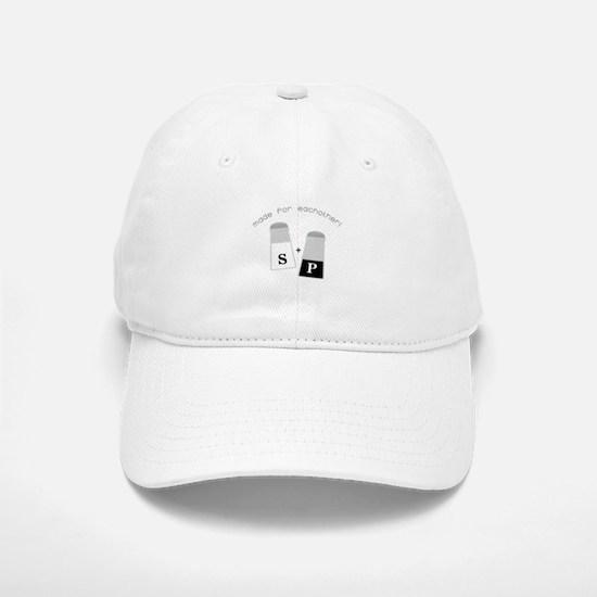 Made For Each Other Baseball Baseball Baseball Cap