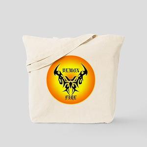 Demon Fire Tote Bag
