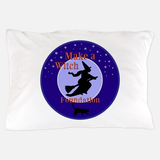 Make a Witch Foundation Pillow Case