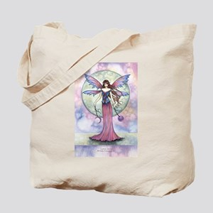 Luna Jewel Celestial Fairy Fantasy Art Il Tote Bag