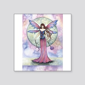 Luna Jewel Celestial Fairy Fantasy Art Ill Sticker