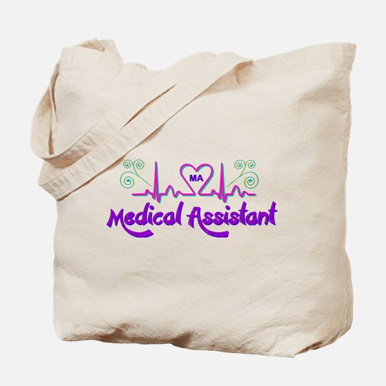 Funny Medical Tote Bag