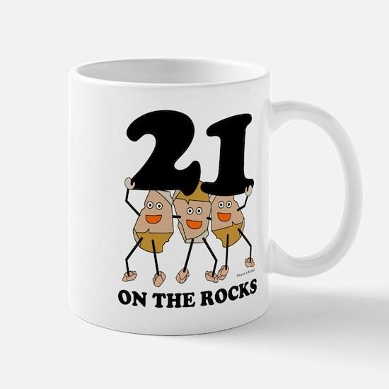 21 on the Rocks Mug